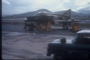 Vietnam Da Nang Air Force Base