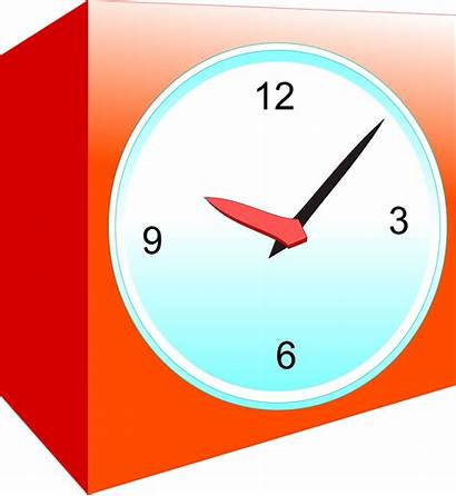 Clock Alarm Analog Clip Openclipart Heure Wektorowa