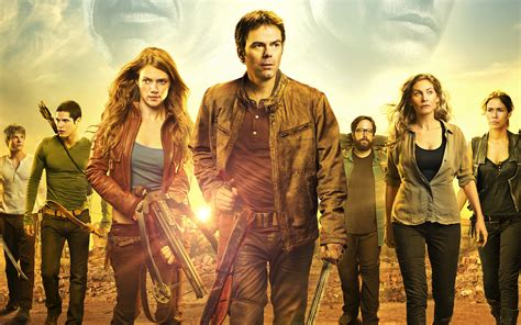 Revolution TV Series Wallpapers  HD Wallpapers  ID #12896