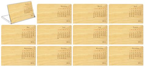 print your own desk calendar desk calendar 7 1 4 quot x 4 1 4 quot print your design on