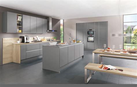 la cuisine grise une tendance lumineuse inspiration cuisine