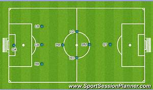 Football  Soccer  9v9 Formation 1