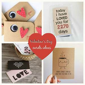 Chic DIY Inspiration / Valentine's Day Cards Ideas