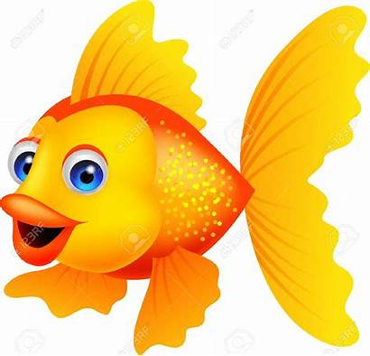 Clipart Goldfish Fish Gold Different Clipartmag
