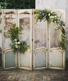 wedding backdrop panels 35 rustic door wedding decor ideas for outdoor country