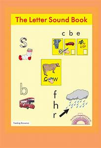 First letter sound book for Letter sound books
