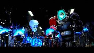 Megamind, Animation, Comedy, Action, Family, Superhero, Alien, Sci, Fi, Robot, Wallpapers, Hd