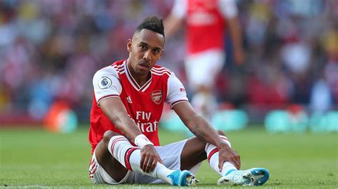 Aubameyang - We deserved more than a draw | Interview ...