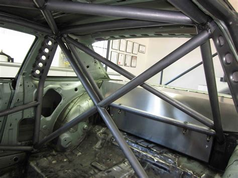 nissan silvia  full cage  point weld