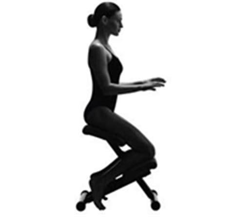 siege ergonomique bureau assis genoux siège assis genoux siege ergonomique célyatis