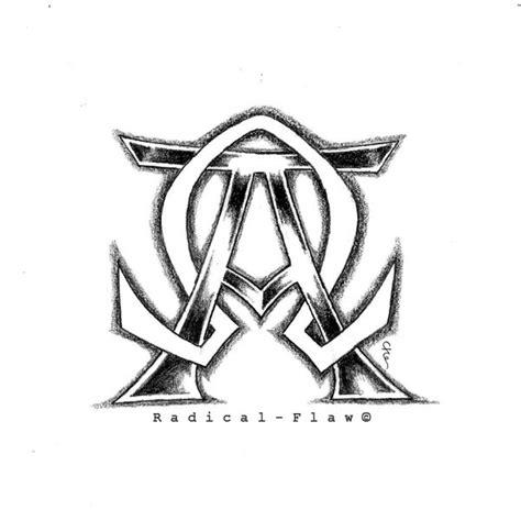 elegant alpha omega tattoo designs  represent  greek letters golfiancom