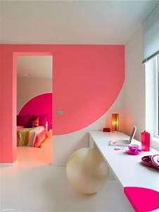 Neon Deco Chambre : bright idea add a touch of neon n on parement mural deco murale originale et deco ~ Melissatoandfro.com Idées de Décoration