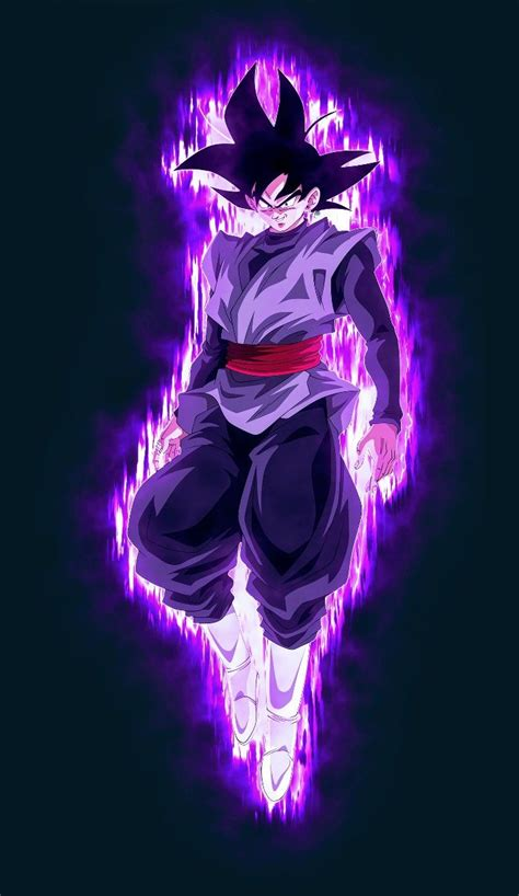 goku black dragon ball super desenhos de anime