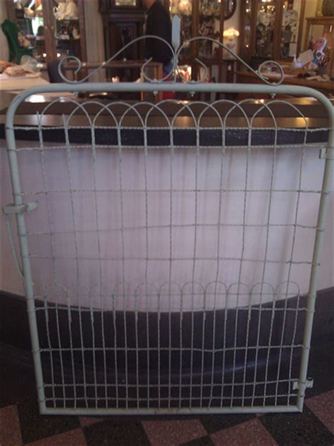 list vintage wire garden gate nest vintage modern
