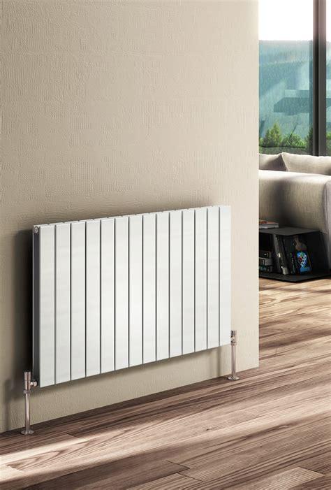 reina flat horizontal double panel designer radiator