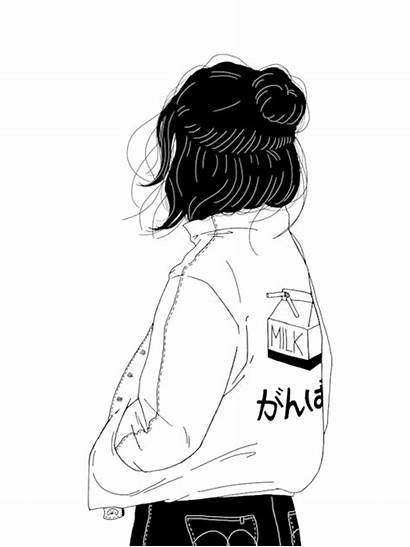 Aesthetic Drawings Milk Anime Manga Drawing Alone