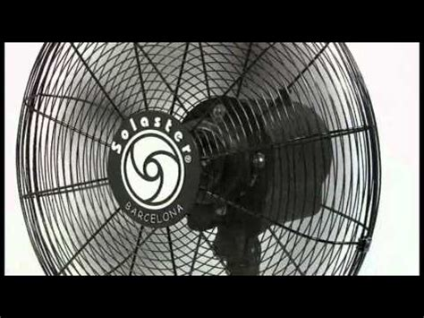ventilador barcelona wmv youtube