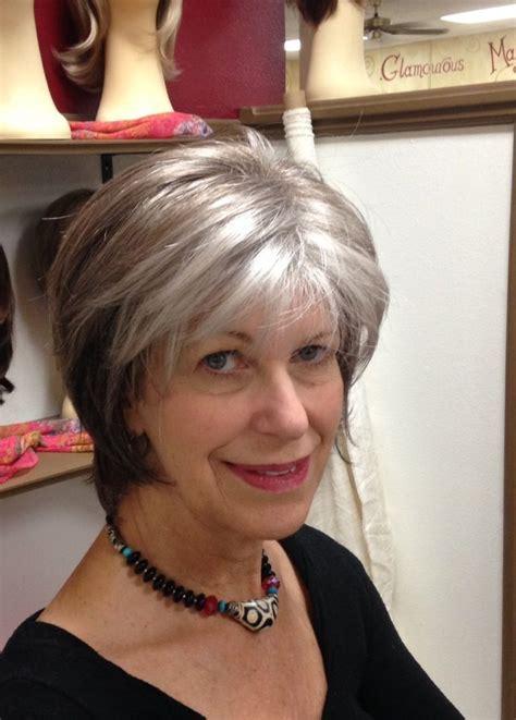 Godiva's Secret Wig  Grey   Godiva's Secret Wigs