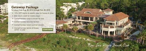 hilton head vacation rentals hotels golf   sea