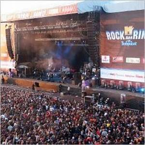 Rock Am Ring And Rock Im Park Rock Music Festival Germany Rock Music Festival