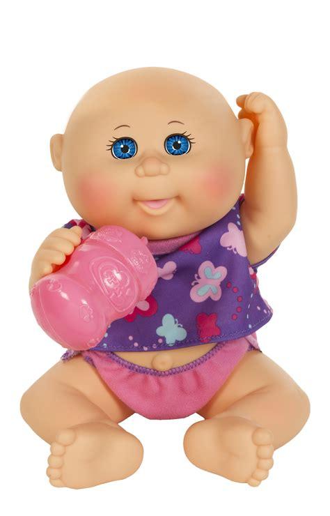 Cabbage Patch Kids 11 Drink N Wet Newborn Bald Girl