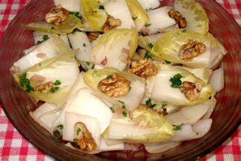 cuisiner la patate douce salade d 39 endives aux noix manger méditerranéen