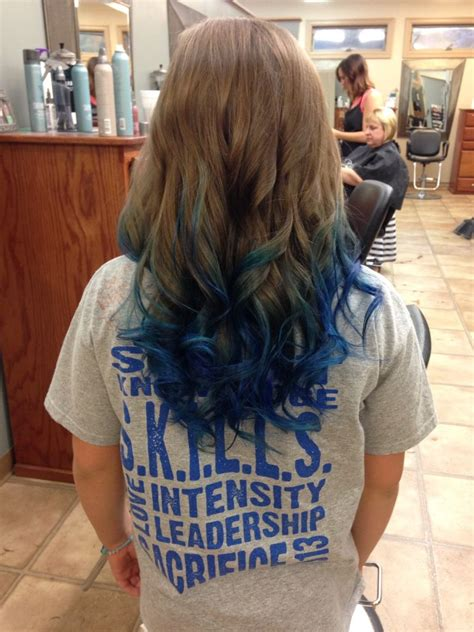 43 Best Pictures Hair Tips Blue 65 Iridescent Blue Hair