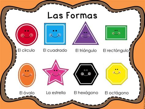 common shapes in formas comunes worksheets and 138 | 146084898ecfa14a3c46386369f3fe69