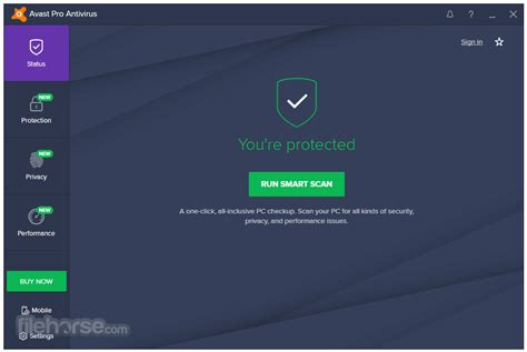 Avast Pro Antivirus 17.5.2302.0 Download For Windows