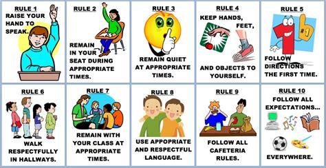 A Whole Brain Teacher (aka A Wibbeteer!) My New Class Rules