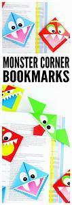 The 25  Best Monster Bookmark Ideas On Pinterest