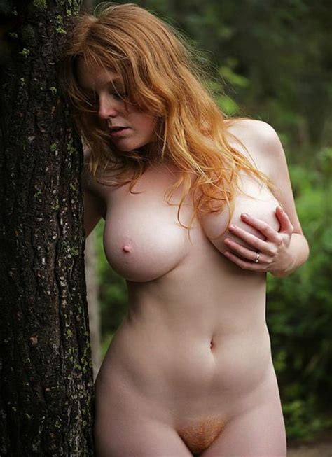 Curvy Redhead With Red Pubes Porn Pic Eporner