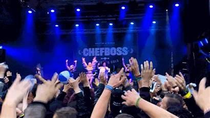 Festival Rock Beckenrand