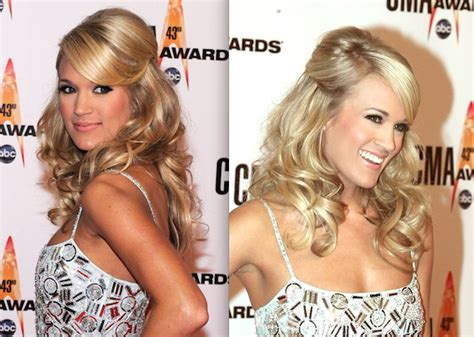 Best Prom Hairstyles For Strapless Dresses