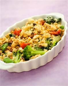 Crumble De Légumes : recette crumble de legumes de printemps a la menthe ~ Melissatoandfro.com Idées de Décoration