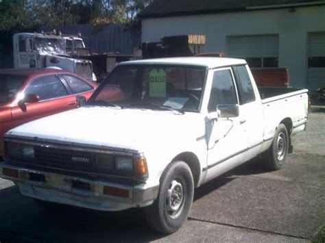 Datsun Diesel Truck by 1984 Datsun Nissan King Cab Diesel Truck Classic Datsun
