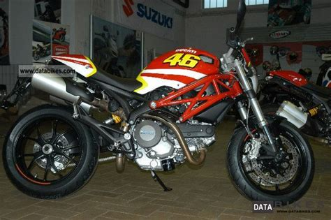 2011 Ducati Monster 796 With Abs-type Paint Kit Rossi Or Cors