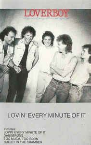 Their greatest hits for free, and see the artwork, lyrics and similar artists. Loverboy - Lovin' Every Minute Of It (1985, Cassette ...