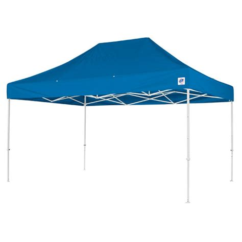 ez  eclipse ii steel frame portable shelter   canopy screen pop