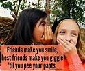 20 Cute Best Friend Quotes   SayingImages.com
