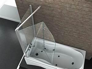Duschtrennwand Badewanne Glas : eck duschtrennwand around 70 badewanne duschw nde ~ Michelbontemps.com Haus und Dekorationen