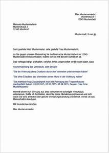 Gründe Für Fristlose Kündigung Mieter : abmahnung mieter tipps f r vermieter ~ Lizthompson.info Haus und Dekorationen