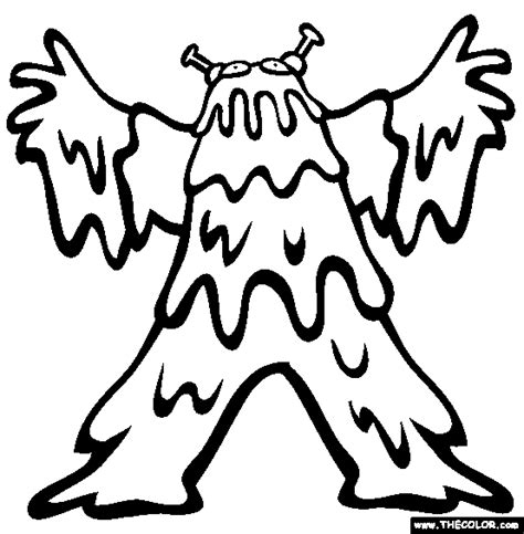 Scary Halloween Witch Coloring Pages by Halloween Online Coloring Pages Page 1