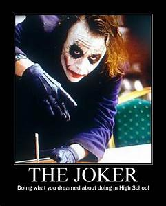 Joker Demotivation Poster by LeaderPein on DeviantArt