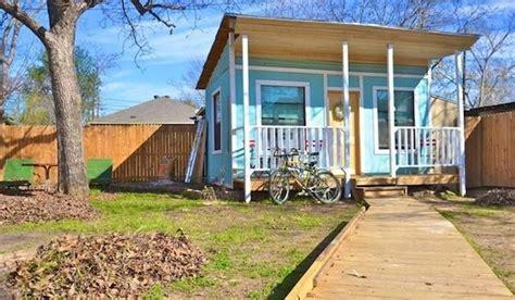 tiny houses austin texas homeless  rental  sale