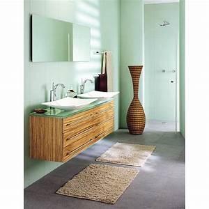 quelle couleur pour salle de bain 5 salle de bains zen With quelle couleur pour la salle de bain