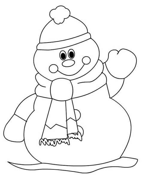 pin by marsha johnson on coloring pages snowman coloring