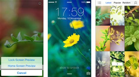 Best Wallpaper Apps For Iphone 6 And Iphone 6 Plus!