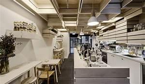 Kitayama K Architects Designed A Sustainable Caf U00e9 In