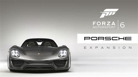 wallpaper forza motorsport  apex porsche expansion